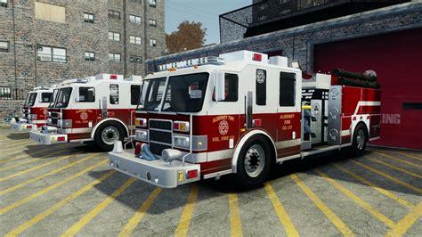 Pierce Fire Trucks