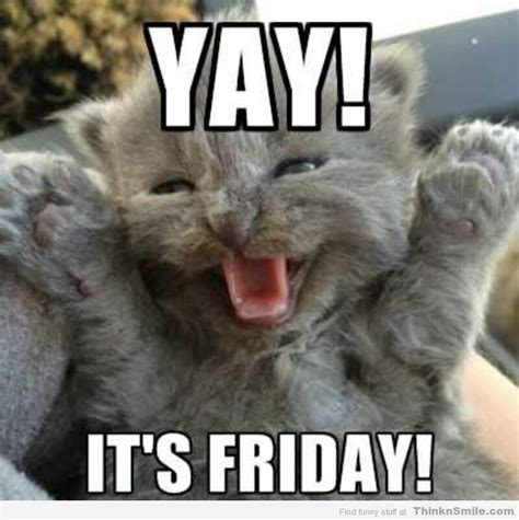 Its Friday Meme Pictures - friday friday thinknsmile com