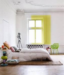 Peinture Encadrement Fenetre Interieur : la fabrique d co peindre un mur de fa on originale ~ Premium-room.com Idées de Décoration