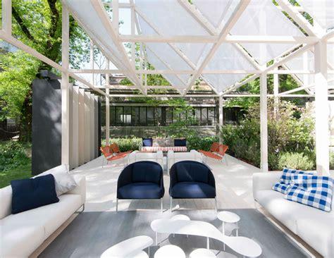 Divani Real Design : Geometric Garden By Piero Lissoni In Collaboration With