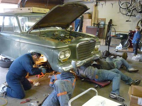 seattle lutheran high school auto restoration
