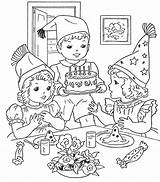 Coloring Birthday Happy Printable Colouring Scene Sheets Drawing Jesus Cake Google Zoeken Birthdays Cakes 1370 1200 Popular Colorings Getcolorings Draw sketch template