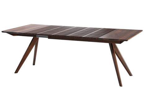 Als Tisch by Lignum Arts Der Ziehharmonika Tisch Mit Lamellen