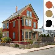 Exterior Colour Schemes For Victorian Homes by Picking The Perfect Exterior Paint Colors Patriot Painting Professionals Inc