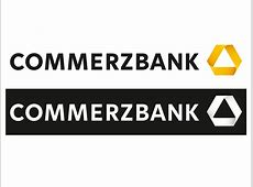 Commerzbank Logo in positiv und negativ MessingerDesign
