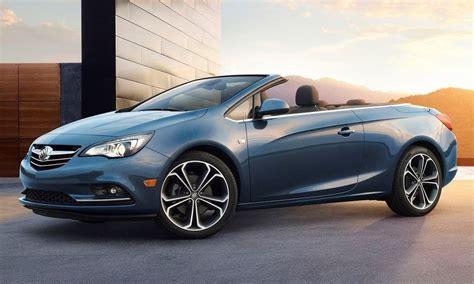 2016 Buick Cascada Convertible Starts at $33,900 in U.S ...