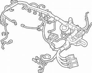 Cadillac Elr Engine Wiring Harness