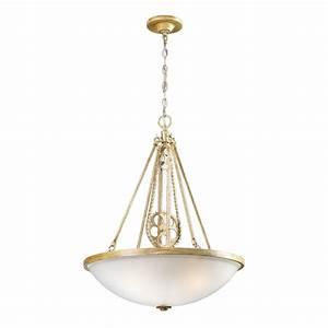 Landmark lighting cog and chain light pendant in