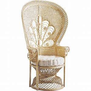 Fauteuil En Rotin : fauteuil emmanuelle en rotin mfa1410c aubry gaspard ~ Teatrodelosmanantiales.com Idées de Décoration