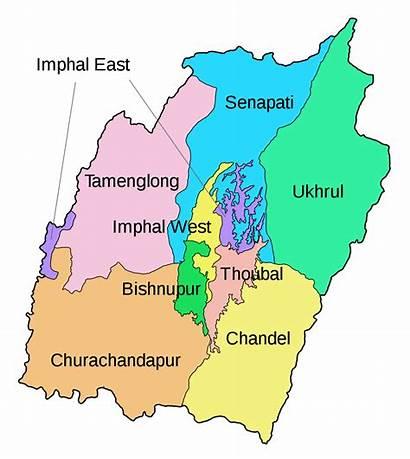 Manipur Map District Svg Wikipedia Wikimedia Commons