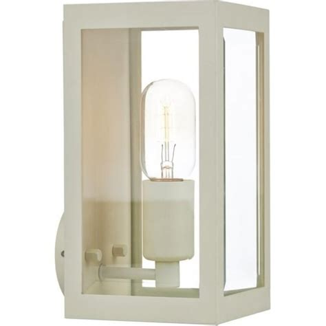 exterior wall lights cream cream lantern style wall light for indoor or garden