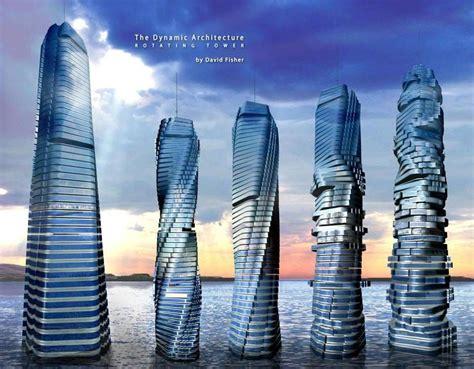 Da Vinci Rotating Tower in Dubai!