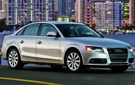 2010 Audi A4 by Review 2010 Audi A4 2 0t Quattro Sedan And Wagon
