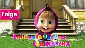 Bettwäsche Mascha Und Der Bär : mascha und der b r ein neuer freund f r mascha folge 1 youtube ~ Buech-reservation.com Haus und Dekorationen