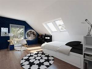 Bedroom Skylight With Blinds