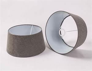 Lampenschirm 15 Cm Durchmesser : lampenschirm farbe grau durchmesser 30 cm ~ Bigdaddyawards.com Haus und Dekorationen