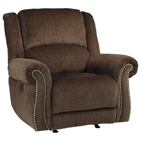 Power Recliner Deals by Signature Design By Goodlow Transitional Power
