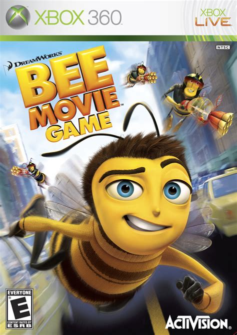 Bee Movie Game Xbox 360 Game