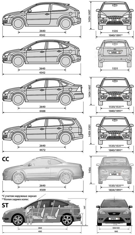 ford focus instruction manual