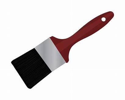 Brush Paint Clipart Paintbrush Clip Painting Tools