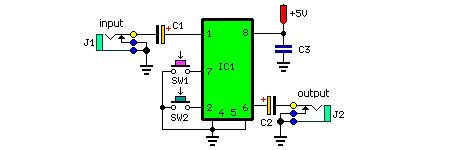 How Build Digital Volume Control Circuit Diagram
