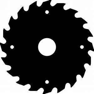 Wood Saw Blade Svg Png Icon Free Download (#537118