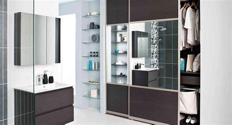 chambre dressing salle de bain des dressings dans des recoins inattendus