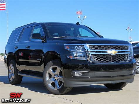 2019 Chevy Tahoe Lt 4x4 Suv For Sale Pauls Valley Ok