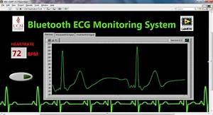 Creating A Bluetooth Ecg Monitoring System Based On Ni