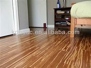 Zebra wood flooring bamboo floor matttroy for Zebra strand bamboo flooring