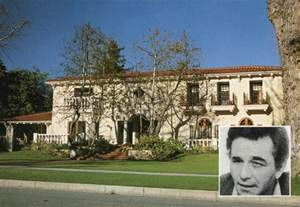 Peter Falk Home in Beverly Hills CA