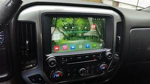 Aftermarket Gps Navigation Car Stereo For Chevrolet