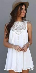 Robe Style Boheme : choisir la meilleure robe de plage ~ Dallasstarsshop.com Idées de Décoration