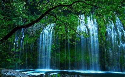 Waterfall Animated Secret Moving Windows Desktop