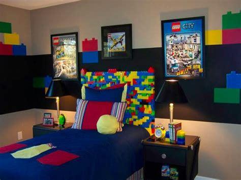 deco chambre lego les chambres les plus geeks du monde