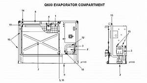 Manitowoc Qy0604a Ice Machine Parts Diagram