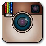 Instagram Clipart Circle Transparent Icon Social Glitter