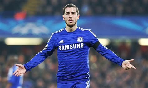 Eden Hazard Confirms He's Staying Put at Chelsea FC