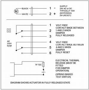 Volt Free Contact Wiring Diagram