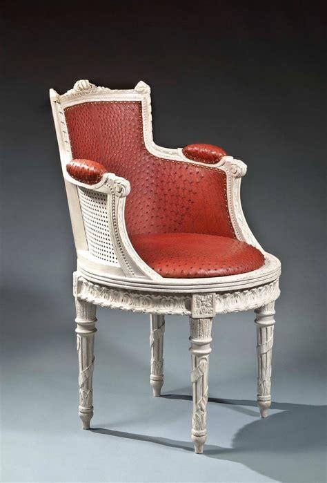 fauteuil de bureau louis xvi louis xvi fauteuil de bureau at 1stdibs