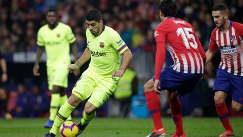 El 1x1 del FC Barcelona en el empate contra el Atlético de ...