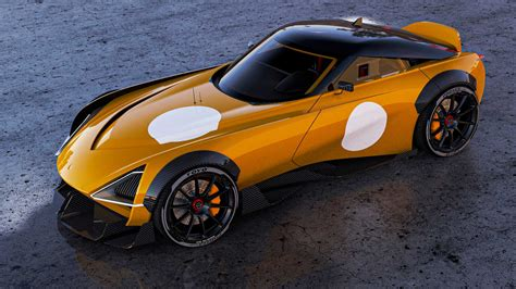 2022 Nissan 400Z Rendering Envisions New Z In Road And ...