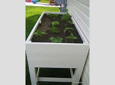 Vegetable Garden Box Plans PDF