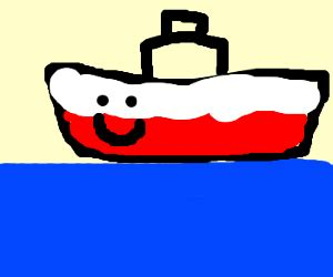 Happy Boat by 3 In A Boat