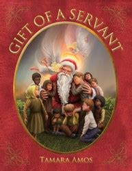 author strips santa of commercialism linking him with