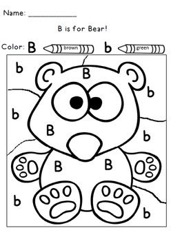 color  letter alphabet practice alphabet worksheets