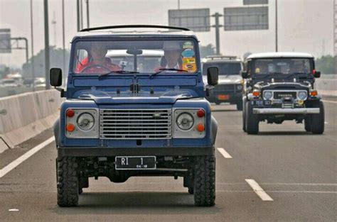 Gambar Mobil Gambar Mobilland Rover Discovery by Ini Tipe Land Rover Yang Dipakai Jokowi Resmikan Tol Becakayu