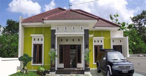 desain rumah minimalis  arsitektur  menawan