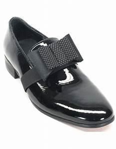 Navy Suit Light Purple Tie Men 39 S Black Genuine Patent Leather With Bow Tie Tuxedo