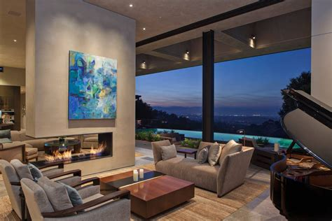 modern luxury estate  views   san francisco bay